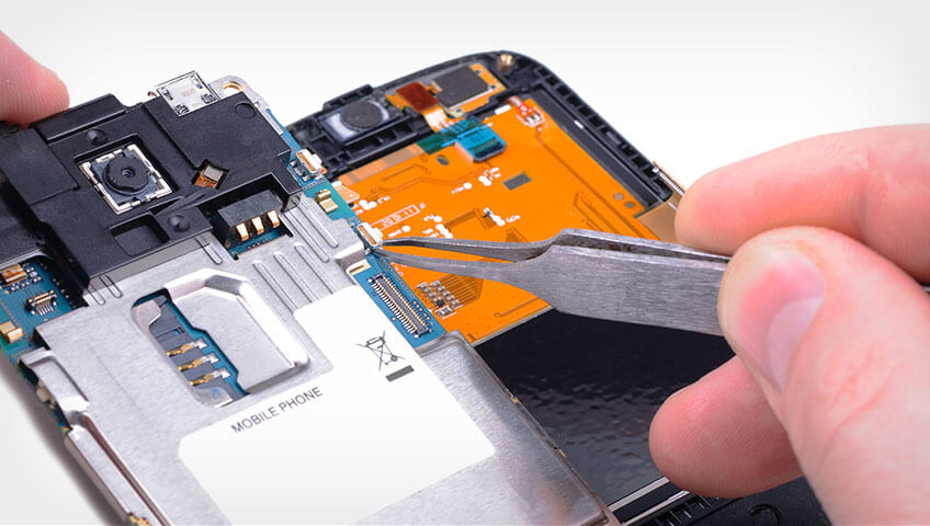 fix water damaged mobile phone