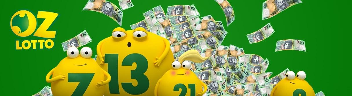 Oz Lotto Games